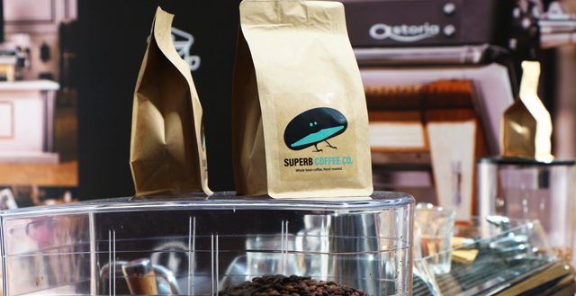 SUPERB COFFEE CO