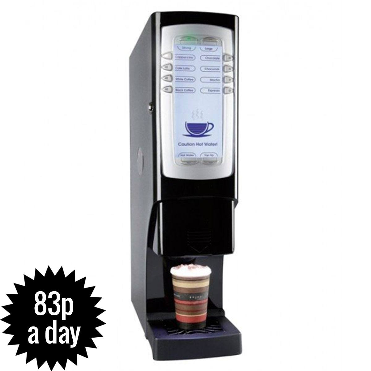 Matrix Mini Magnum Instant Cappuccino Machine