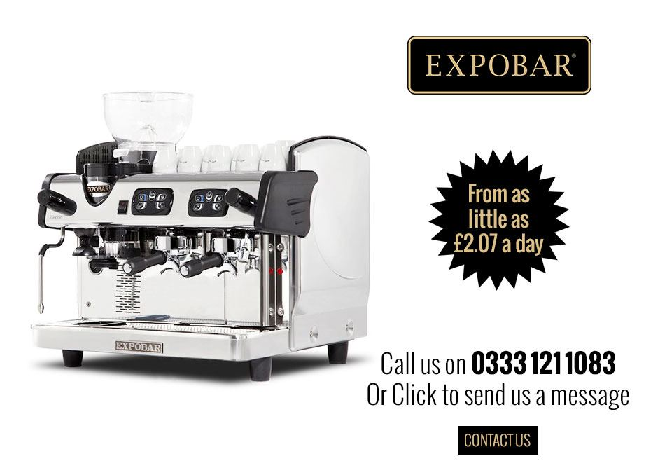 Expobar Zircon Plus 2 Group Espresso Machine The Espresso