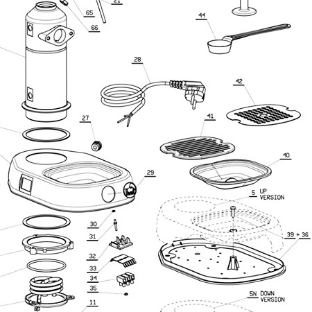 Domestic Spares/Diagrams