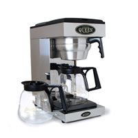 Coffee Queen Coffee Brewer Twin Hotplate Hand Fill - M2
