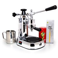 La Pavoni EL - Europiccola (Chrome Base) 240v