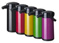 Bravilor Bonamat Furento 2.2ltr Stainless Steel Airpot (Assorted Colours)