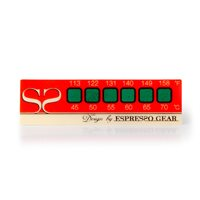 Espresso Gear Liquid Crystal Frothing Thermometer