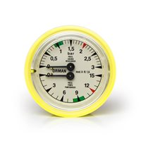 Astoria CMA Dual Pressure Gauge 63mm - 21112