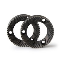 Rancilio MD40, Rocky Grinder Burrs (Pair) LH 50x31x8mm