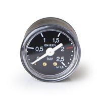Faema Boiler Pressure Gauge 42mm 2.5 Bar