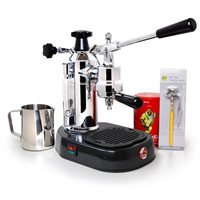 La Pavoni EN - Europiccola (Black Base) 240v