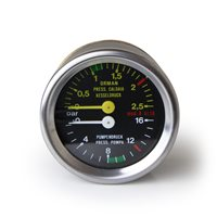Astoria Dual Pressure Gauge 60mm
