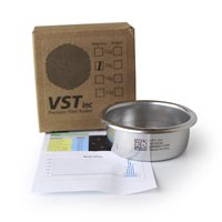 VST Precision 20g Filter Basket - Ridgeless