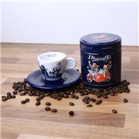 Lucaffe Coffee & Espresso Cup Blucaffe (Ground)
