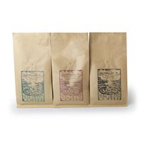 Home Ground Trio of Coffees - Brazil, Mexico & India - 3 x 250g (Beans)