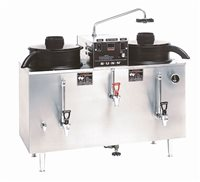 Bunn U3A Twin Automatic Coffee Brewer - 20500.0016