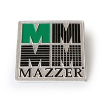 Mazzer Grinder Logo Plate (OEM) - S000TAA02