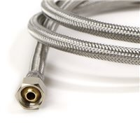 "Universal Stainless Braided Hose 1500mm x 3/8""x3/8"""
