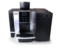 The Espresso Shop K90-L Bean to Cup Coffee Machine With Milk Fridge (UK 240V)