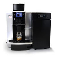 The Espresso Shop K90 Bean To Cup Coffee Machine With Milk Fridge (UK 240V)