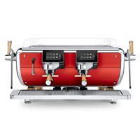 Astoria Storm SAEP Auto Raised 2Gp Multi Boiler TS (Red & Chrome)
