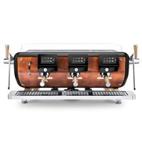Astoria Storm SAEP Auto Raised 3Gp Multi Boiler TS (Black & Copper)