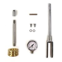 La Pavoni Grouphead Pressure Guage Conversion Kit - OEM
