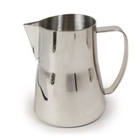Universal Stainless Steel Latte Art Milk Frothing Jug - 350ml