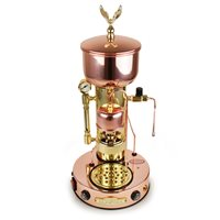 Elektra Micro Casa Semiautomatic Espresso Machine 230V Copper/Brass - SX