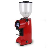 Eureka Helios 65 240V On Demand Grinder - Red