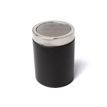 Crema Pro Cocoa Shaker Fine Mesh - (Assorted Colours) Black - Click to view a larger image
