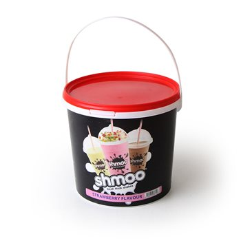 Dinkum SHMOO Strawberry Milkshake Mix 1.8Kg  - Click to view a larger image