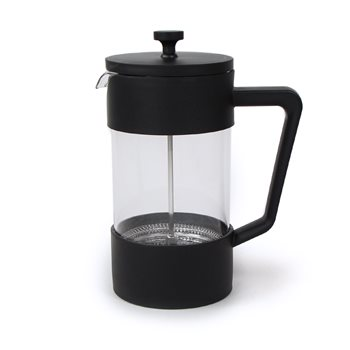 Olympia Cafetiere Black 8 Cup (1000ml) - CW951