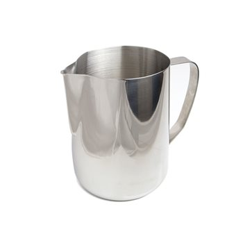 Olympia Stainless Steel Milk Frothing Jugs 0.34ltr - 2.0ltr  - Click to view a larger image