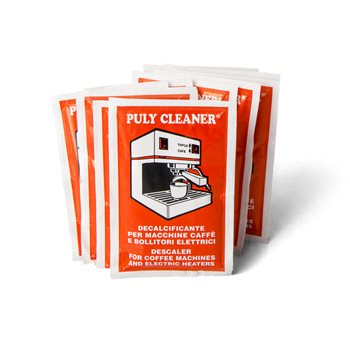 Puly Caff Baby Cleaner & Descaler Powder - 10 x 30 gram   - Click to view a larger image
