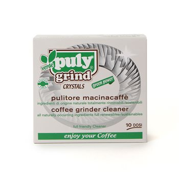 Puly Caff Puly Grind Verde Crystals - 10 Sachets
