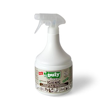 Puly Caff Pulybar Hygienic Sanitizing Cleaner 1ltr
