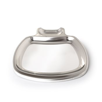 Mazzer Mini Stainless Coffee Tray OEM - SMI0PIB03  - Click to view a larger image