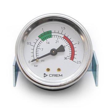 Expobar Boiler Pressure Gauge ø 60mm 0-2.5 Bar - 60000065  - Click to view a larger image