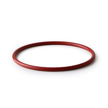 Rancilio Silvia Red Silicone Boiler Seal OEM - 36405001  - Click to view a larger image