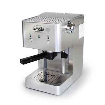 Gaggia Gran Prestige - Stainless Steel  - Click to view a larger image
