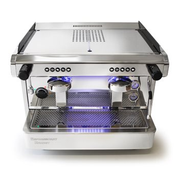 Espressomat Energy 2 Group Compact Auto Espresso Machine 4.0Kw  - Click to view a larger image