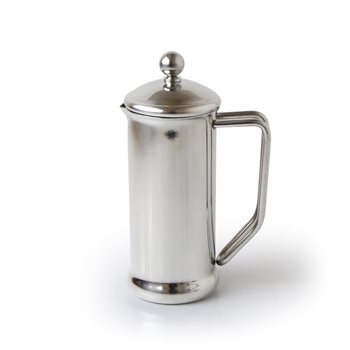 Olympia Stainless Steel Cafetiere 3 Cup Polished Finish  - Click to view a larger image