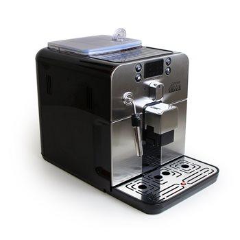 gaggia brera bean to cup coffee machine black. Black Bedroom Furniture Sets. Home Design Ideas