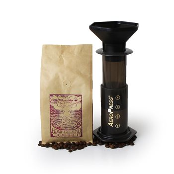 Aeropress Coffee Maker Package 1  - Click to view a larger image