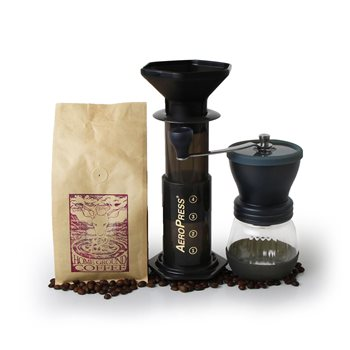 Aeropress Coffee Maker Package 2  - Click to view a larger image