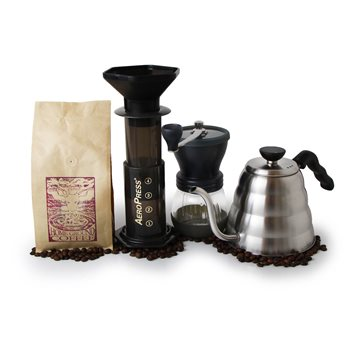 Aeropress Coffee Maker Package 3  - Click to view a larger image