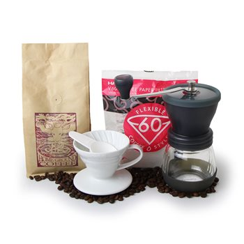 Hario V60 Drip (01) Package 2  - Click to view a larger image