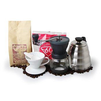 Hario V60 Drip (01) Package 3  - Click to view a larger image
