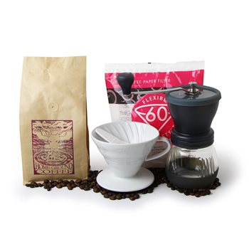 Hario V60 Drip (02) Package 2  - Click to view a larger image