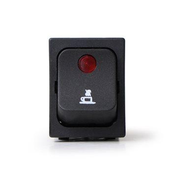 la pavoni puccino pc coffee switch 5350004. Black Bedroom Furniture Sets. Home Design Ideas
