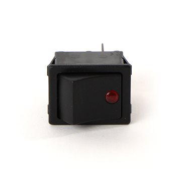 Expobar 2 Pole Rocker Switch - 60900035  - Click to view a larger image