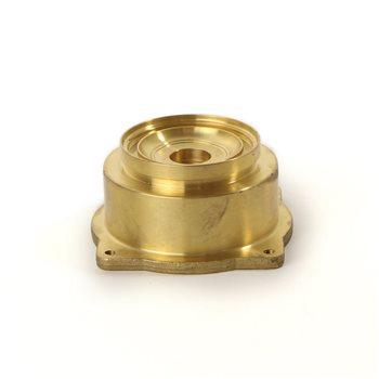la pavoni puccino lower half brass boiler. Black Bedroom Furniture Sets. Home Design Ideas